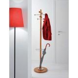 Вешалка стойка с подставкой для зонтов Sebastian