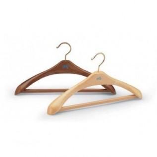 Вешалка-плечики деревянные art222