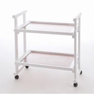 Столик сервировочный на колесиках ANTHONY BIANCO