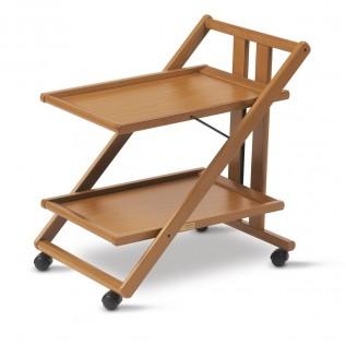 Стол сервировочный GIMMY CHERRY (вишня)