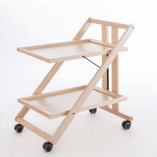 Стол сервировочный GIMMY NATURAL (бук)