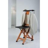 Вешалка-стул для одежды Suite