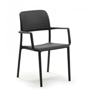 Кресло Nardi BORA антрацит