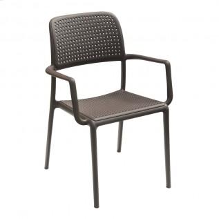 Кресло Nardi BORA кофе