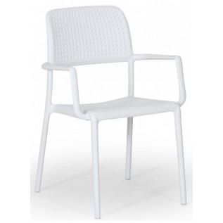 Кресло Nardi BORA белое