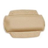 1070527 ALASKA Подушка для ванной Spirella резиновая бежевая 32x23 см