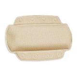 1042978 ALASKA Подушка для ванной Spirella ПВХ шампань 32x23 см