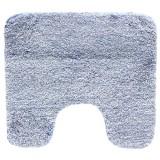 1012422 GOBI Коврик Spirella для ванной комнаты полиэстер светло-голубой 55х55 см