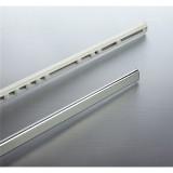 1050082 Карниз для штор Spirella SURPRISE (бел) 125-210 см