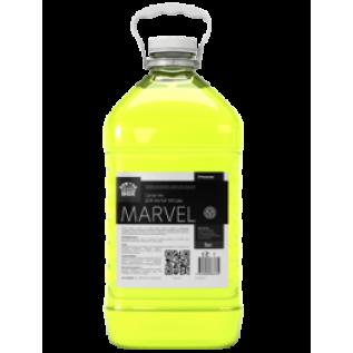 Средство для мытья посуды, CleanBox Marvel (1 кг/1 л), Лимон