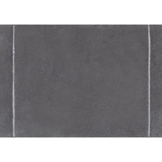1012359 BIJOUХ Коврик для ванной комнаты хлопок серо-серебрянный 60х90 см