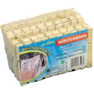 Прищепки Burstenmann 0396/0000
