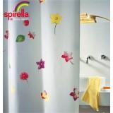 1042352 Spirella Штора для ванной комнаты Peva ALOHA 200х180 см