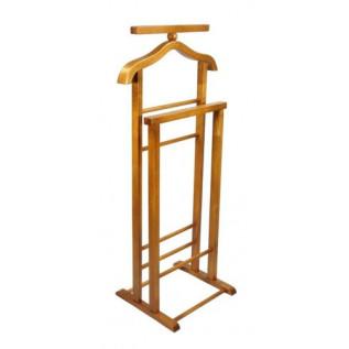 Вешалка костюмная напольная деревянная В 9Н