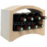 Стеллажный блок для хранения вина Le Bloc Cellier Demi Pierre Blanche