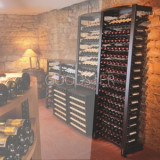 Стеллаж для хранения вина EuroCave Modulosteel 1